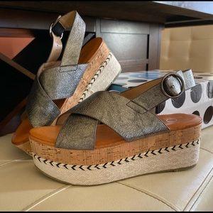 New Bakers Platforms Sandals